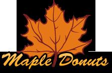 Maple donuts lake city pa