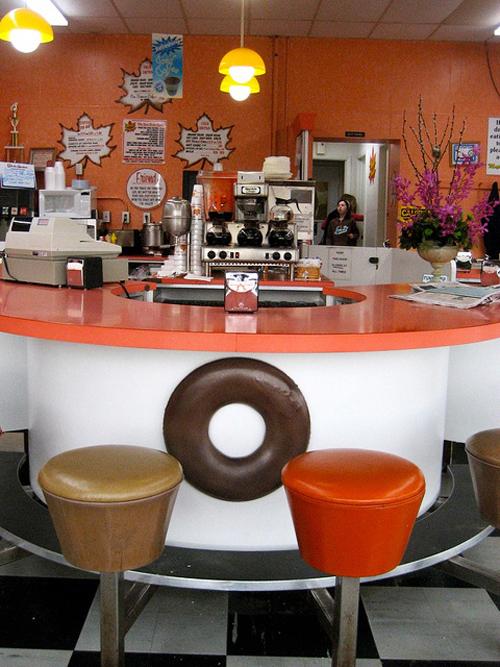 interior photo of retail store location